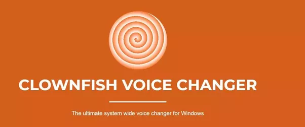 download the Clownfish voice change app on Windows or Mac.