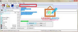 RAR diagnostic message checksum error 2
