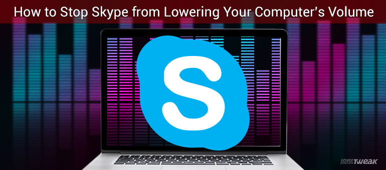 Skype from Lowering Your Computer